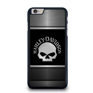 HARLEY DAVIDSON LOGO SKULL Cover iPhone 6 / 6S Plus