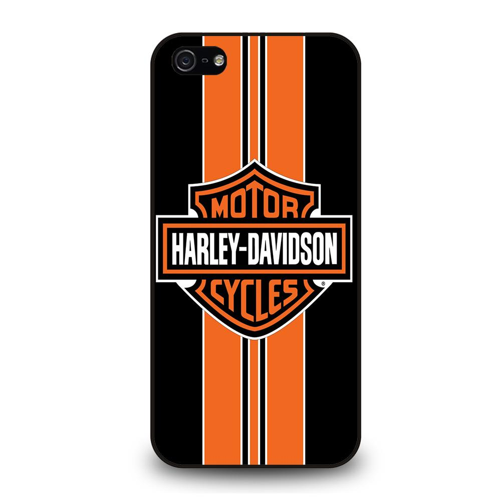 HARLEY DAVIDSON MOTORCYCLES Cover iPhone 5 / 5S / SE