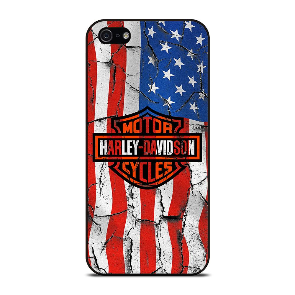HARLEY DAVIDSON USA Cover iPhone 5 / 5S / SE