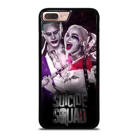 HARLEY QUINN SUICIDE SQUAD JOKER Cover iPhone 8 Plus,cover iphone 8 plus unieuro crea cover iphone 8 plus,HARLEY QUINN SUICIDE SQUAD JOKER Cover iPhone 8 Plus