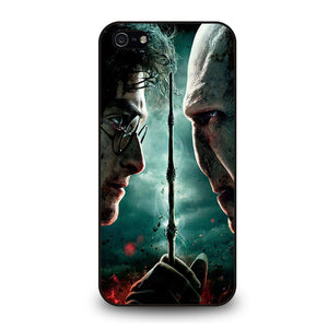HARRY POTTER AND THE DEATHLY HALLOWS Cover iPhone 5 / 5S / SE