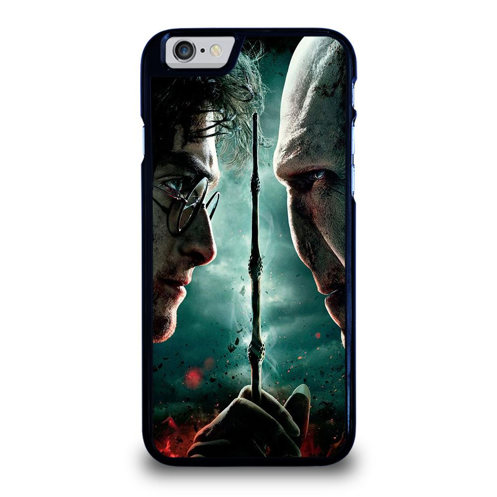 HARRY POTTER AND THE DEATHLY HALLOWS Cover iPhone 6 / 6S