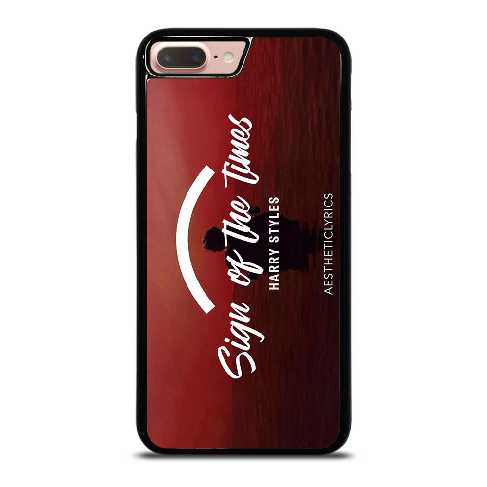 HARRY STYLES SIGN OF TIMES Cover iPhone 8 Plus