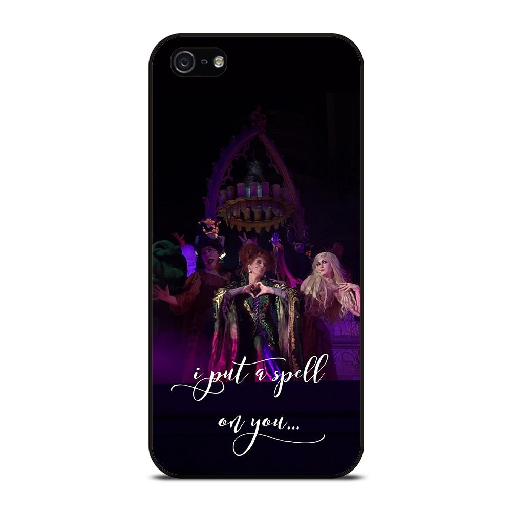 HOCUS POCUS SPELL Cover iPhone 5 / 5S / SE