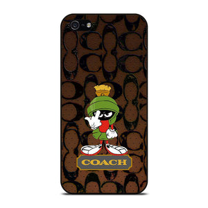 HOT COACH MARVIN MIDDLE FINGER Cover iPhone 5 / 5S / SE