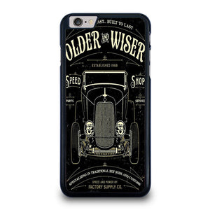 HOT RODS FACTORY VINTAGE RETRO CAR Cover iPhone 6 / 6S Plus