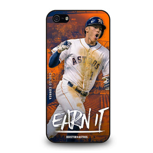 HOUSTON ASTROS CARLOS CORREA Cover iPhone 5 / 5S / SE