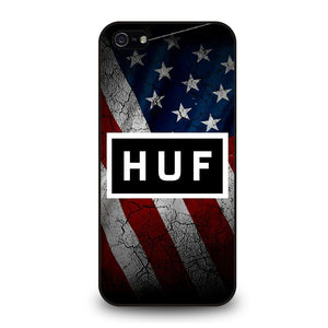 HUF AMERICAN FLAG Cover iPhone 5 / 5S / SE