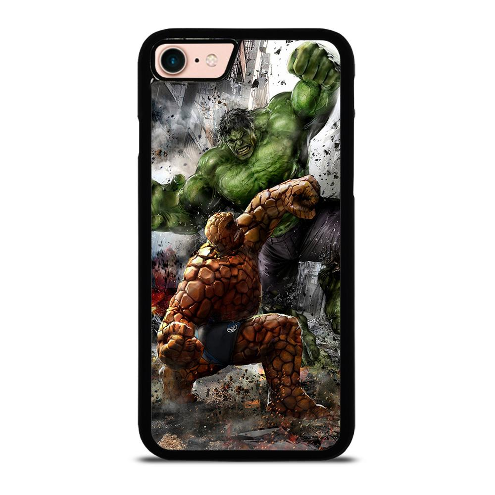 HULK VS THING 2 Cover iPhone 8