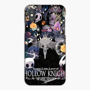 Custodia Cover iphone 6 7 8 plus Hollow Knight Wallpaper Art