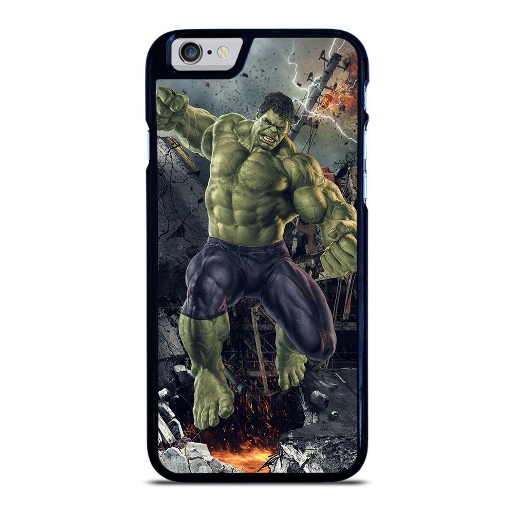 INCREDIBLE HULK 2 Cover iPhone 6 / 6S