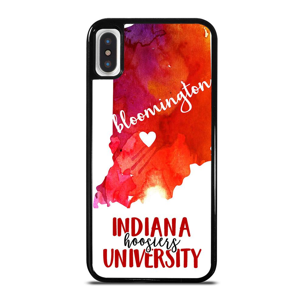 INDIANA HOOSIERS UNIVERSITY cover iPhone X / XS,cover iphone x federer cover iphone x med store,INDIANA HOOSIERS UNIVERSITY cover iPhone X / XS