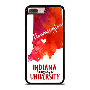 INDIANA HOOSIERS UNIVERSITY Cover iPhone 8 Plus