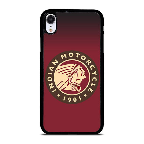 INDIAN MOTORCYCLE LOGO Cover iPhone XR,cover iphone xr amazon cover iphone xr personalizzata,INDIAN MOTORCYCLE LOGO Cover iPhone XR