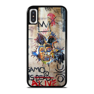 IN MEMORY BASQUIAT cover iPhone X / XS,cover iphone x mk cover iphone x vasco rossi,IN MEMORY BASQUIAT cover iPhone X / XS