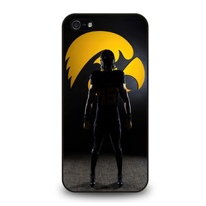 IOWA HAWKEYES COLLEGE Cover iPhone 5 / 5S / SE