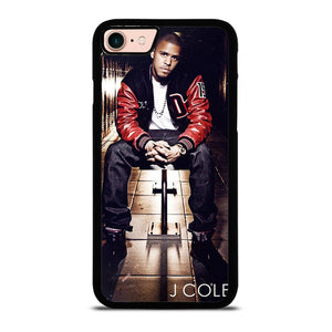 J-COLE THE SIDELINE STORY Cover iPhone 8