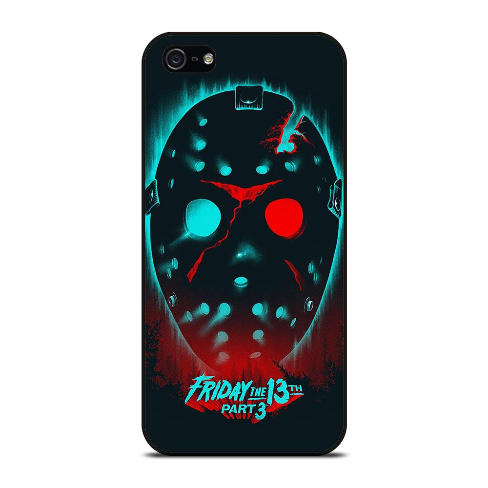 JASON FRIDAY THE 13TH 2 Cover iPhone 5 / 5S / SE