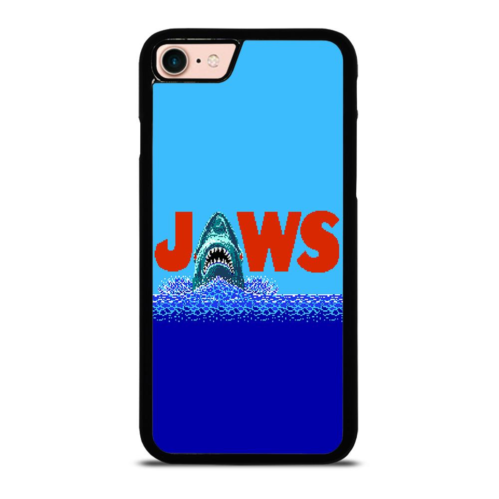 JAWS SHARK MOVIE Cover iPhone 8
