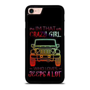 JEEP A LOT Cover iPhone 8