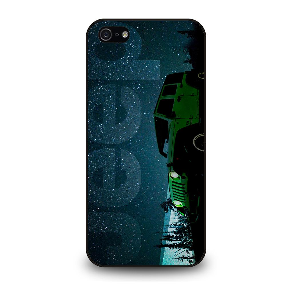 JEEP I LOVE STARRY NIGHTS Cover iPhone 5 / 5S / SE