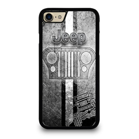 JEEP LOGO SILVER Cover iPhone 7
