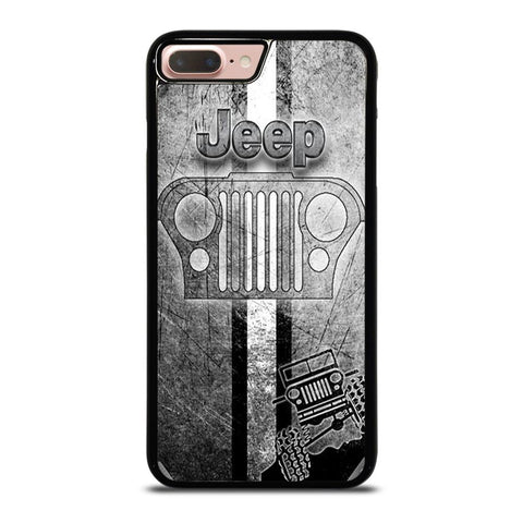 JEEP LOGO SILVER Cover iPhone 8 Plus,cover iphone 8 plus con foto cover iphone 8 plus yoox,JEEP LOGO SILVER Cover iPhone 8 Plus