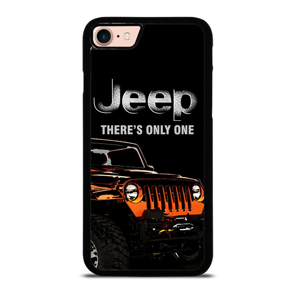 JEEP THERE'S ONLY ONE Cover iPhone 8