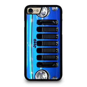 JEEP WRANGLER POLAR FRONT BLUE Cover iPhone 7