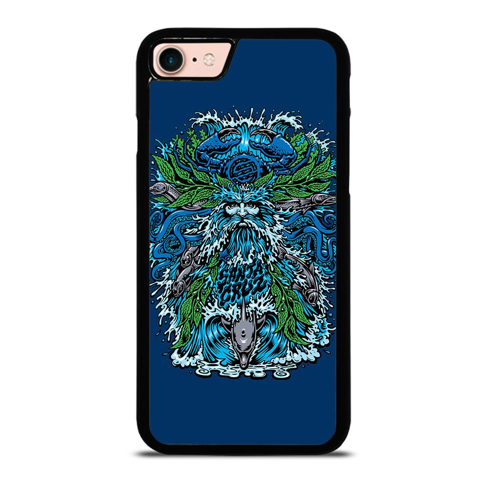 JIMBO PHILLIPS SANTA CRUZ Cover iPhone 8