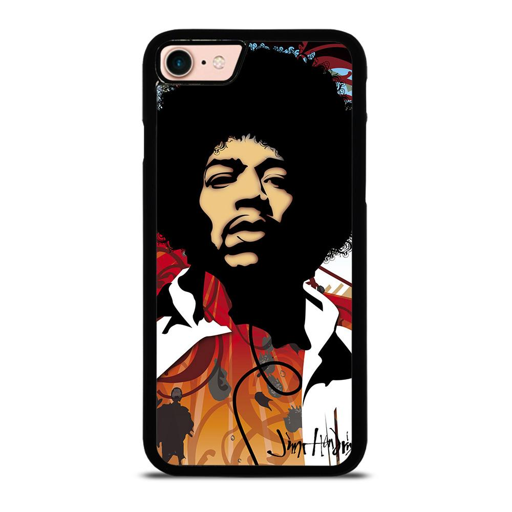 JIMI HENDRIX Art Cover iPhone 8