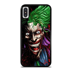 JOKER FACE COMIC cover iPhone X / XS,cover iphone x maserati cover iphone x blu cosmo,JOKER FACE COMIC cover iPhone X / XS