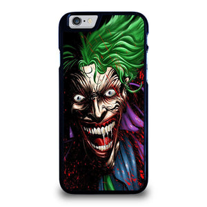 JOKER FACE COMIC Cover iPhone 6 / 6S