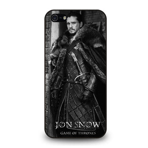 JON SNOW Game of Thrones Cover iPhone 5 / 5S / SE