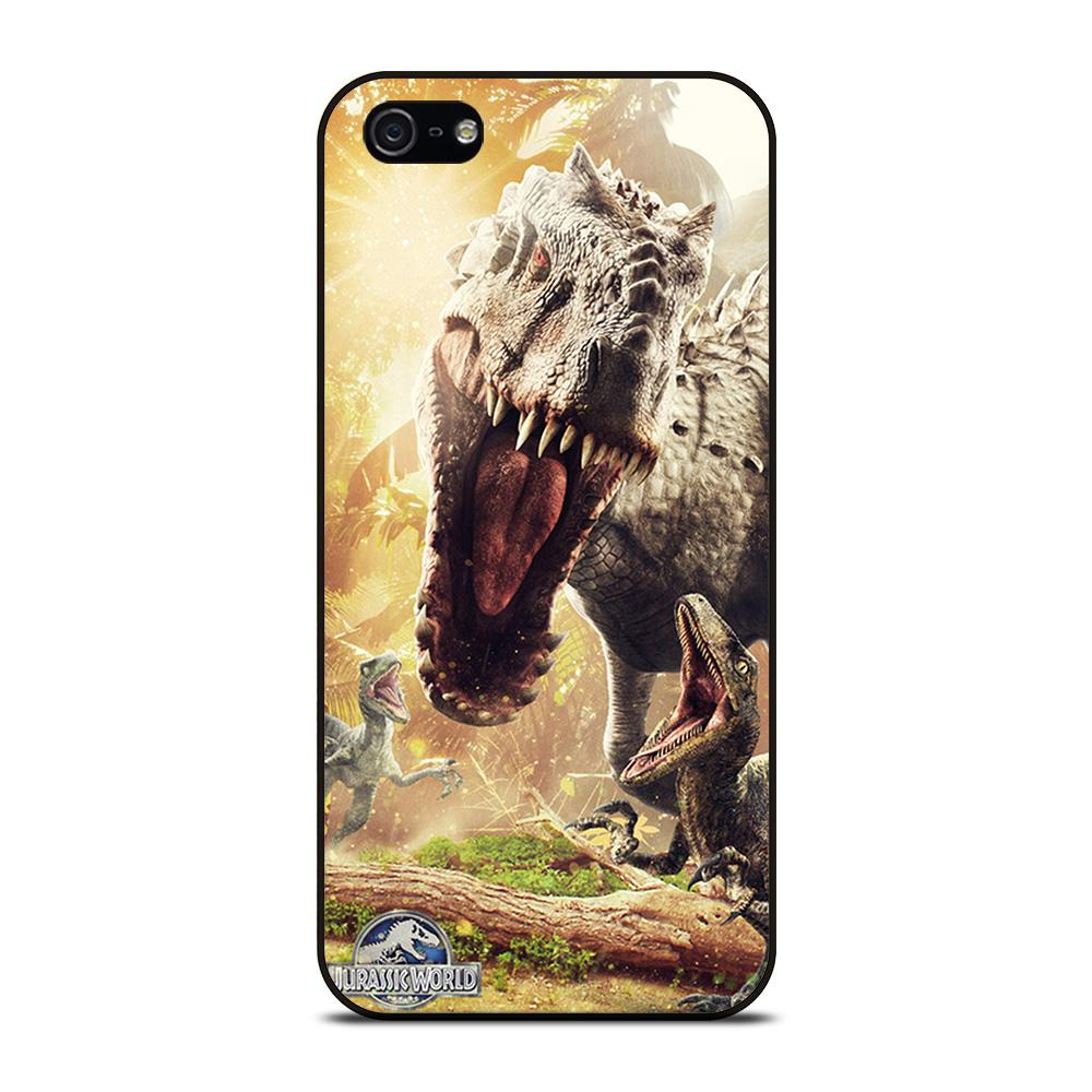 JURASSIC WORLD 2 Cover iPhone 5 / 5S / SE