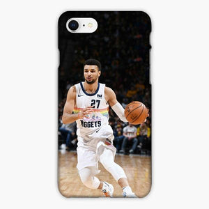 Custodia Cover iphone 6 7 8 plus Jamal Murray Denver Nuggets Jersey 27