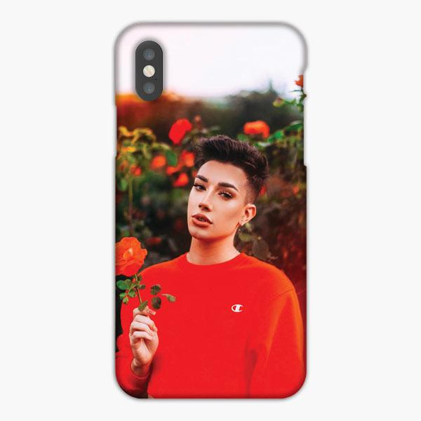 Custodia Cover iphone 6 7 8 plus James Charles Queen