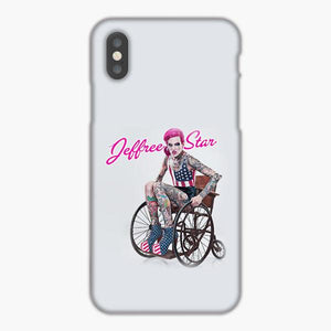 Custodia Cover iphone 6 7 8 plus Jeffree Star