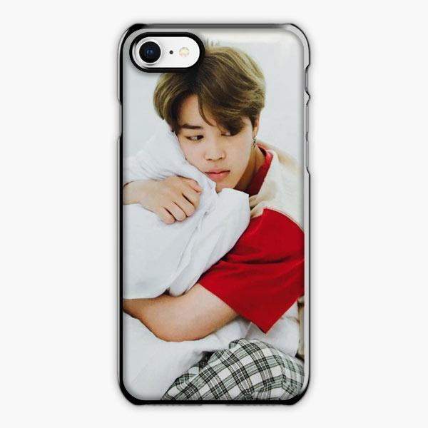 Custodia Cover iphone 6 7 8 plus Jimin'S Cute Face