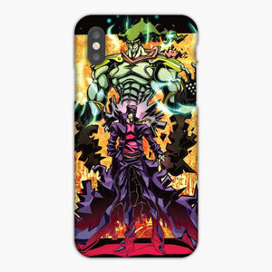 Custodia Cover iphone 6 7 8 plus Jojo Bizar Aventure Star Platinum