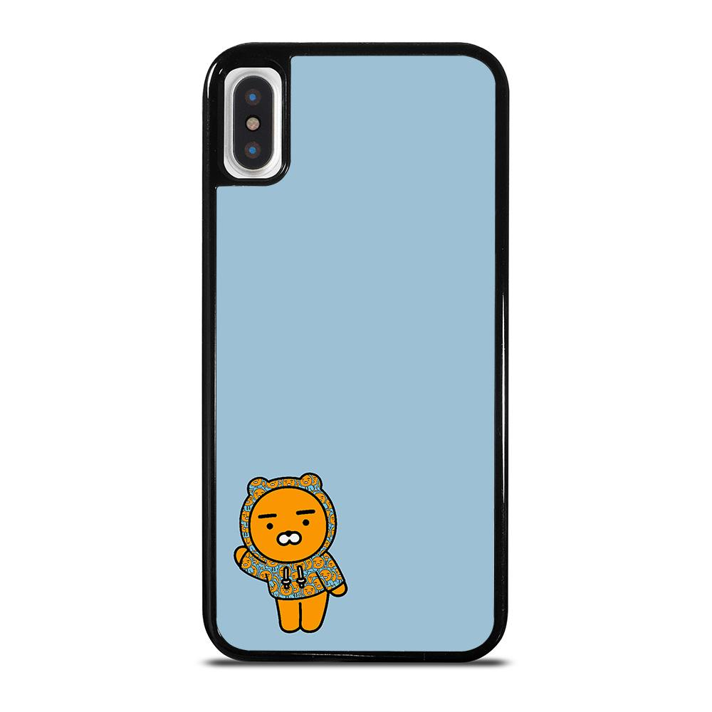 KAKAO FRIENDS cover iPhone X / XS,cover iphone x con mela cover iphone x credit card,KAKAO FRIENDS cover iPhone X / XS