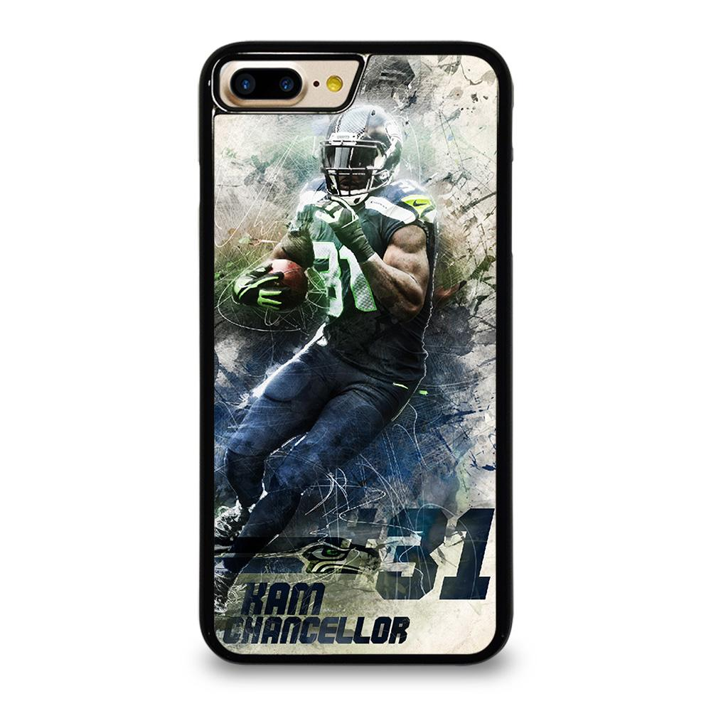 KAM CHANCELLOR SEATTLE SEAHAWKS NEW-iPHONE 8 PLUS Cover iPhone7 Plus