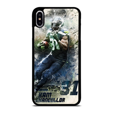 KAM CHANCELLOR SEATTLE SEAHAWKS NEW-iPHONE 8 PLUS Cover iPhone XS Max,cover iphone xs max originale apple cover iphone xs max max,KAM CHANCELLOR SEATTLE SEAHAWKS NEW-iPHONE 8 PLUS Cover iPhone XS Max