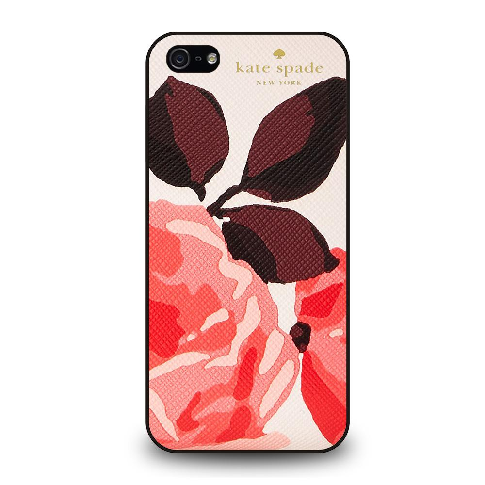 KATE SPADE CAMEROON STREET ROSES Cover iPhone 5 / 5S / SE
