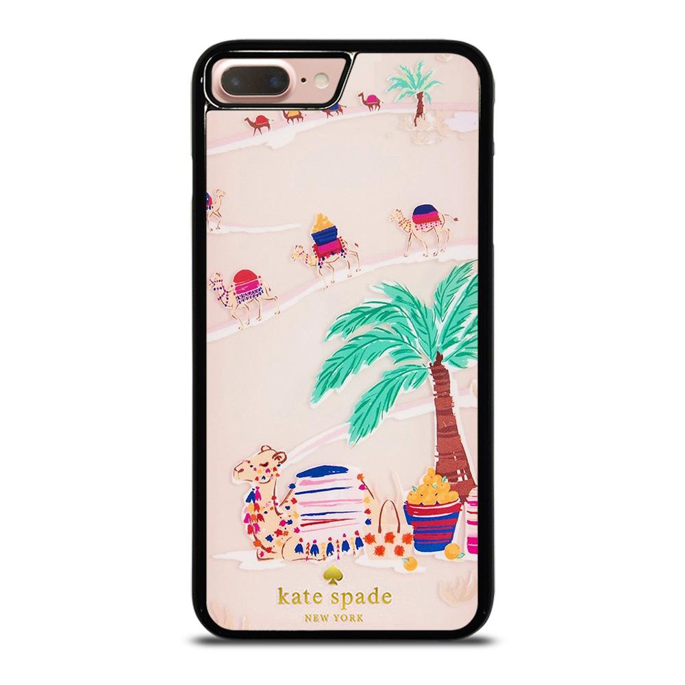 KATE SPADE DESERT CAMEL Cover iPhone 8 Plus