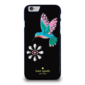 KATE SPADE FLOWER BIRD Cover iPhone 6 / 6S
