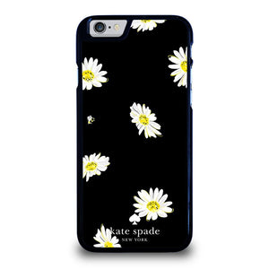 KATE SPADE FLOWER IN BLACK Cover iPhone 6 / 6S
