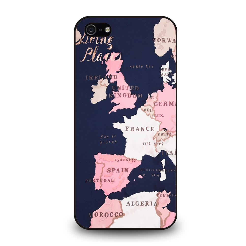 KATE SPADE GOING PLACES Cover iPhone 5 / 5S / SE