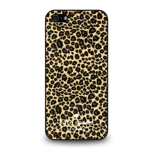 KATE SPADE LEOPARD Cover iPhone 5 / 5S / SE