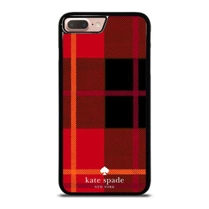 KATE SPADE NEW YORK RED Cover iPhone 8 Plus